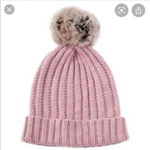 Indigo rory kniw hat rose